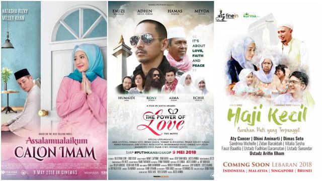 'Islami' Dalam Film Islam1